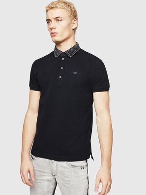 T-MILES-NEW, Black - Polos