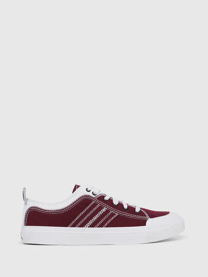 Diesel - S-ASTICO LOW LACE, Burgundy - Sneakers - Image 1