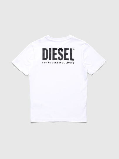Diesel - LR TDIEGO VIC, White - T-shirts and Tops - Image 2
