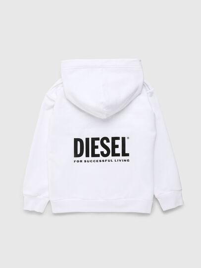 Diesel - LR SGIRKHOOD VIC, White - Sweaters - Image 2