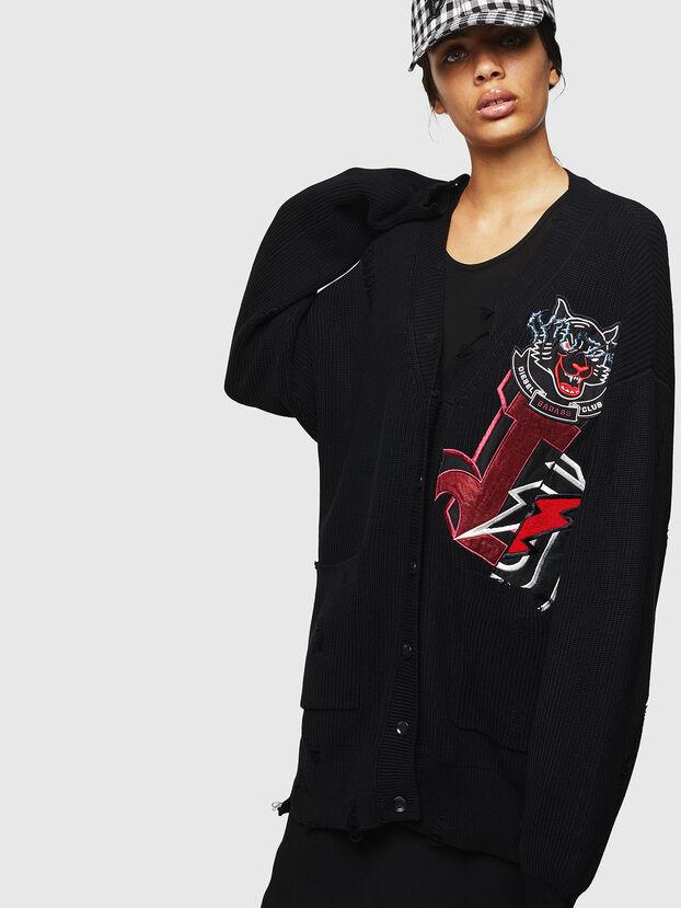 M-JENNY, Black - Knitwear
