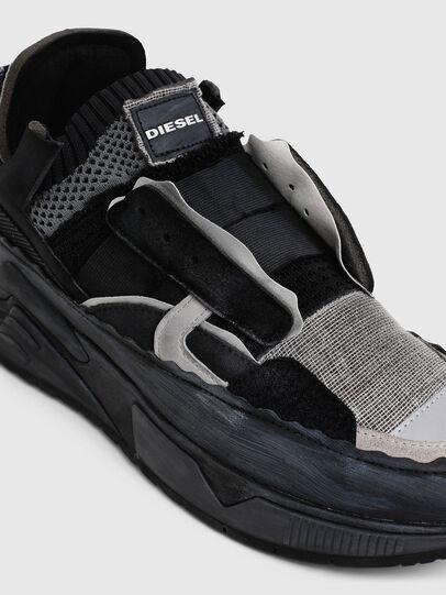 Diesel - S-BRENTHA DEC, Black - Sneakers - Image 5