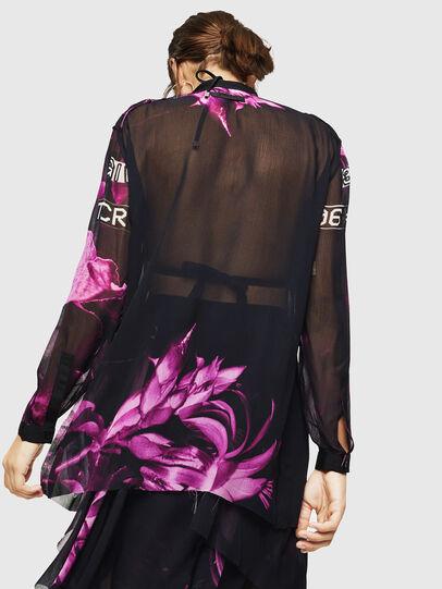 Diesel - C-SAKURA-D, Black - Shirts - Image 2