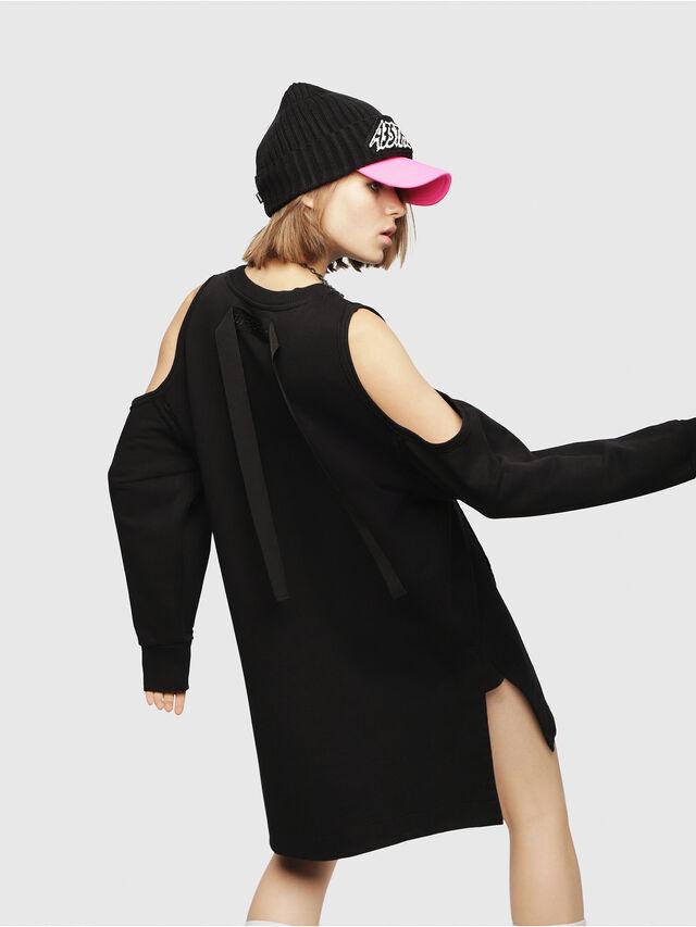 Diesel - D-EMA, Black - Dresses - Image 2