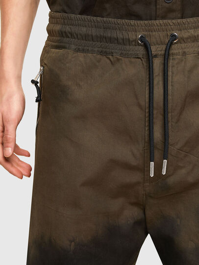 Diesel - P-HILL, Military Green - Pants - Image 4