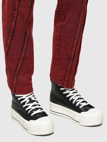 Diesel - D-Joy 009RJ, Red - Jeans - Image 4