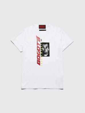 LCP-T-DIEGO-BOGOTA, White - T-Shirts