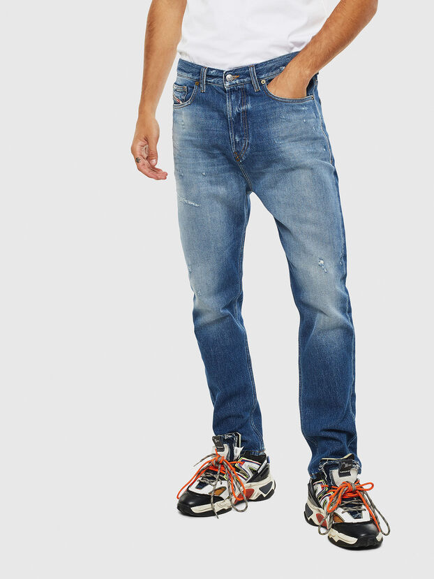 D-Vider 0097B, Medium blue - Jeans