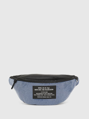 D-THISBAG BELT, Blue/Black - Belt bags