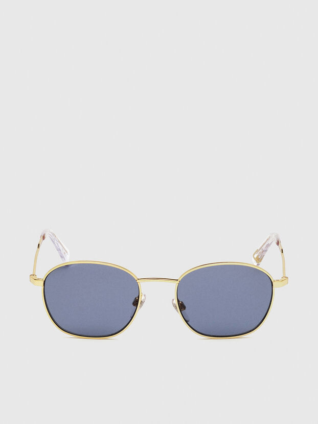 DL0307, Gold - Sunglasses