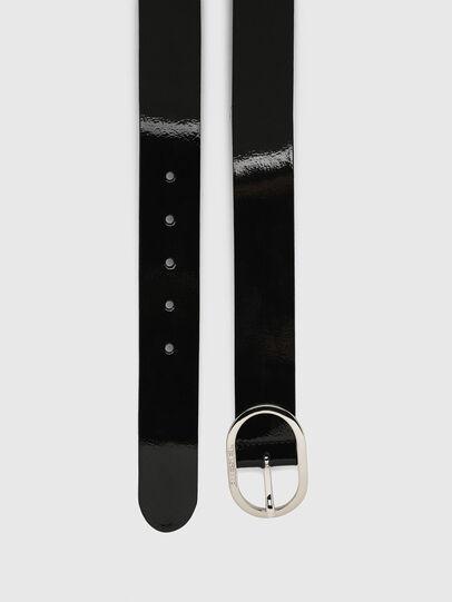 Diesel - B-ELLY, Black - Belts - Image 3