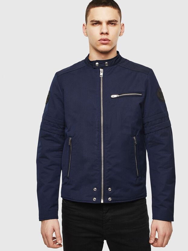 J-GLORY, Blue - Jackets