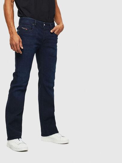 Diesel - Zatiny 0098I, Dark Blue - Jeans - Image 1