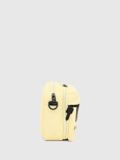Diesel - FARAH, Light Yellow - Crossbody Bags - Image 3
