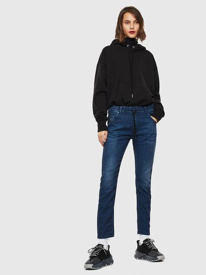 Diesel - Krailey JoggJeans 069KM, Dark Blue - Jeans - Image 5