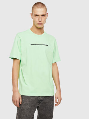 T-JUST-NEON, Green Fluo - T-Shirts