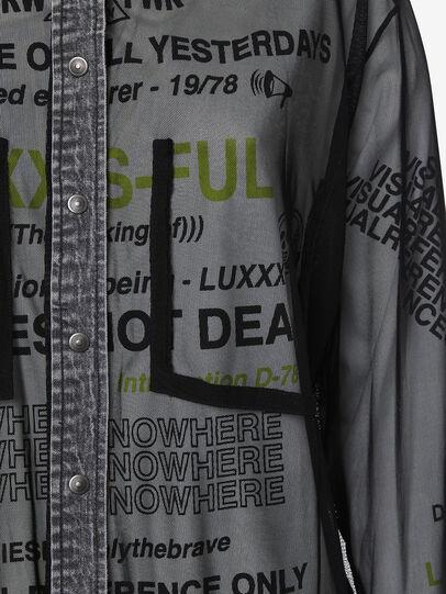 Diesel - C-TULLA, Black - Shirts - Image 3