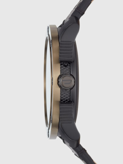 Diesel - DT2016, Black/Gold - Smartwatches - Image 3