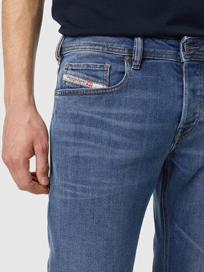 Diesel - Zatiny 09A80, Medium blue - Jeans - Image 3