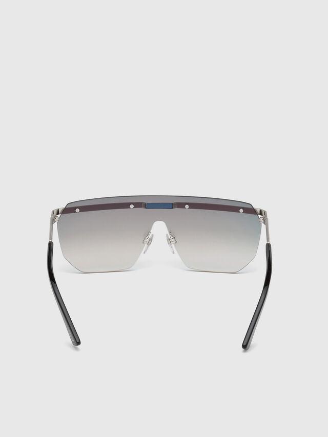 Diesel - DL0259, Pink - Sunglasses - Image 4