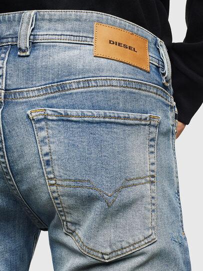 Diesel - Sleenker CN057, Light Blue - Jeans - Image 4