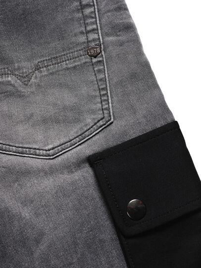 Diesel - D-ARGO-JOGG, Black/Dark grey - Pants - Image 7