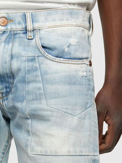 Diesel - D-Strukt 009TN, Light Blue - Jeans - Image 4