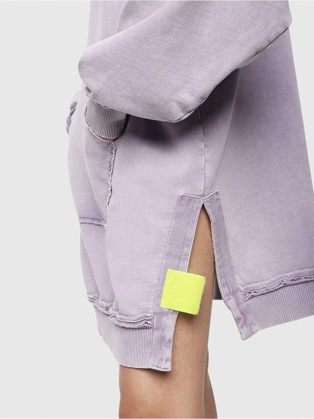 Diesel - D-AY, Lilac - Dresses - Image 4