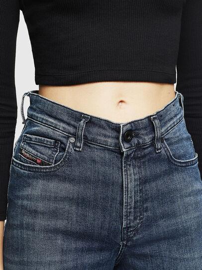 Diesel - Widee 0092H, Dark Blue - Jeans - Image 3