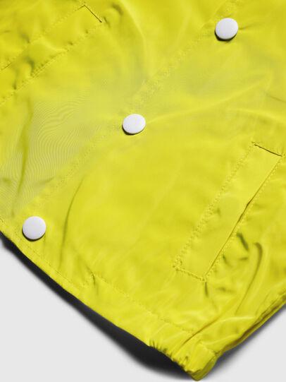 Diesel - JROMANPB, Yellow Fluo - Jackets - Image 3