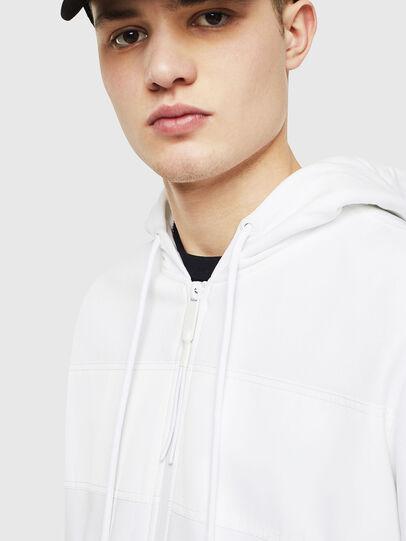 Diesel - S-DIEX, White - Sweaters - Image 6