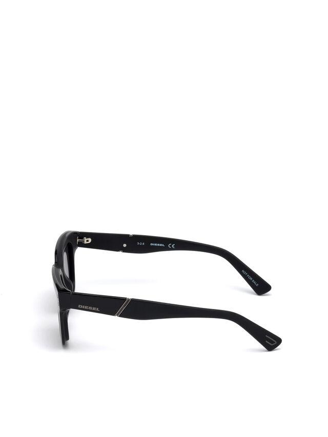 Diesel - DL0231, Black - Sunglasses - Image 3