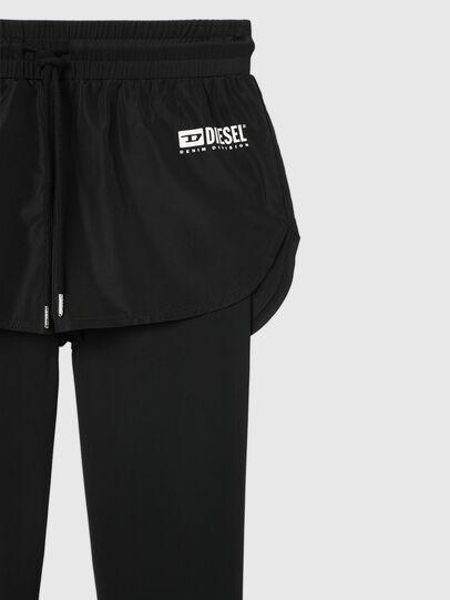 Diesel - UFLB-FAUSTIN-LP-MJ, Black - Pants - Image 3