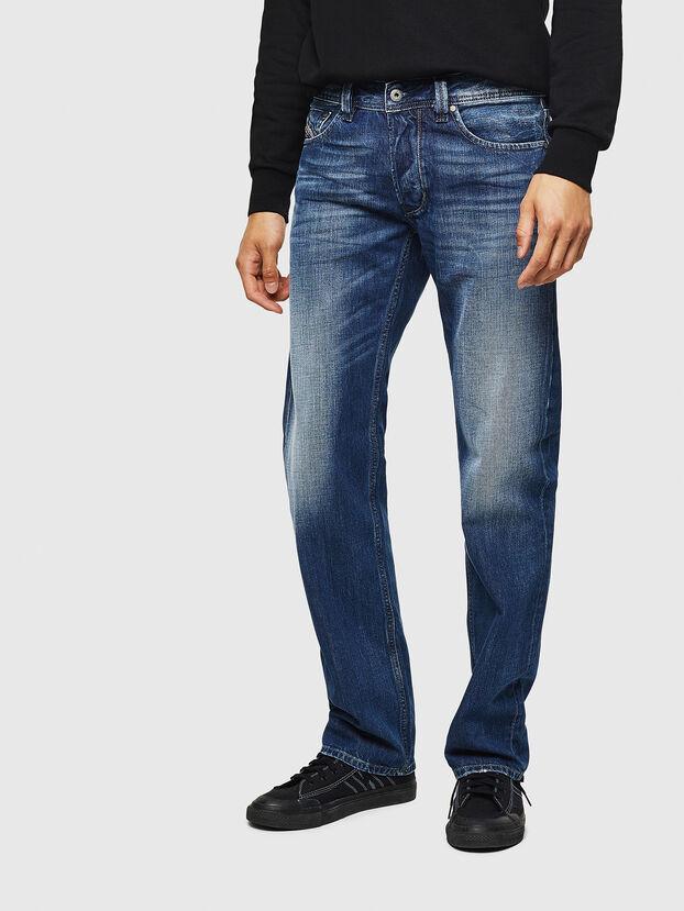Larkee 008XR, Dark Blue - Jeans