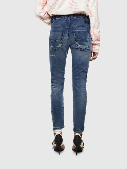 Diesel - Krailey JoggJeans 069LW, Dark Blue - Jeans - Image 2