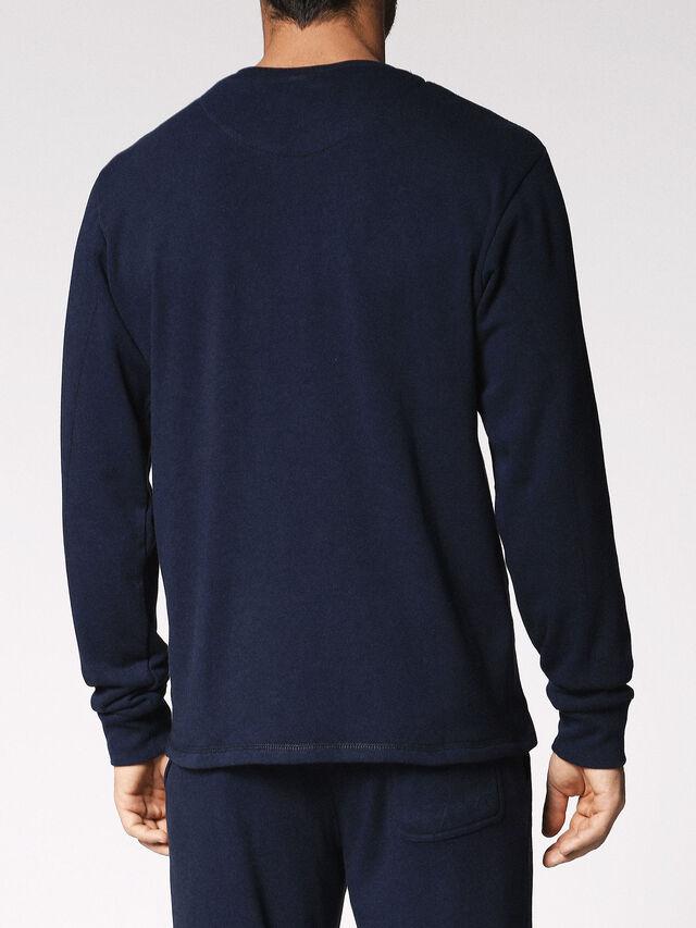Diesel - UMLT-WILLY, Night Blue - Sweaters - Image 2