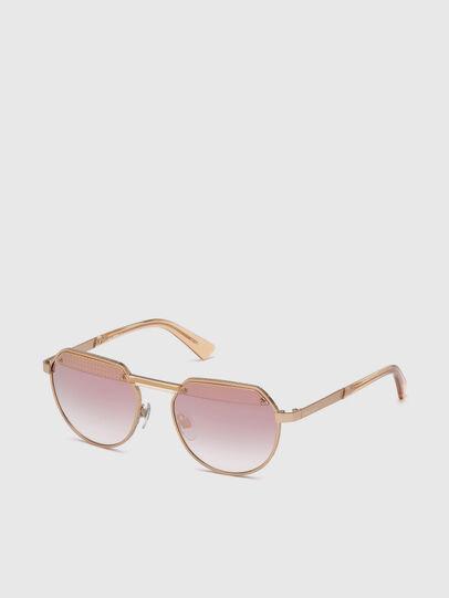 Diesel - DL0260, Pink - Sunglasses - Image 2