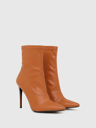 Diesel - D-YUCCA AB, Light Brown - Ankle Boots - Image 2