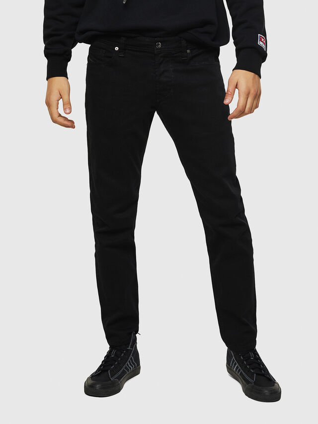 Diesel - Larkee-Beex 0688H, Black - Jeans - Image 1