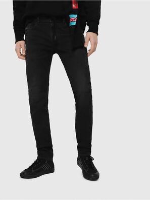 Thommer JoggJeans 069FH, Black - Jeans