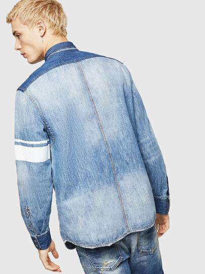Diesel - D-MILLER, Blue Jeans - Denim Shirts - Image 2
