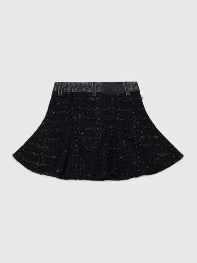 Diesel - GNYELA, Black - Skirts - Image 2