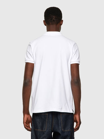 Diesel - T-HARRY, White - Polos - Image 2