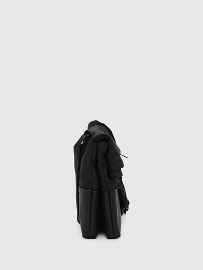 Diesel - ECHINO, Black - Crossbody Bags - Image 3