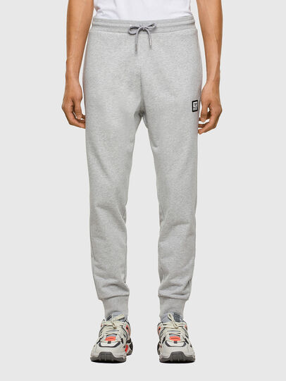 Diesel - P-TAR-KA, Light Grey - Pants - Image 1