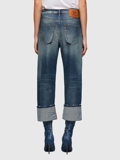 Diesel - D-Reggy 009UA, Dark Blue - Jeans - Image 2
