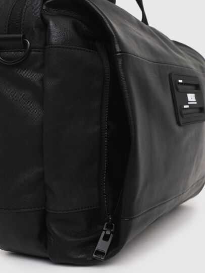 Diesel - D-SUBTORYAL BRIEF, Black - Briefcases - Image 4