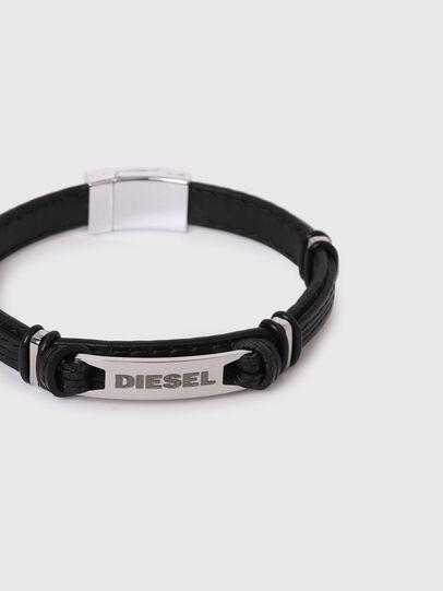 Diesel - A-PLAK, Black - Bijoux and Gadgets - Image 2