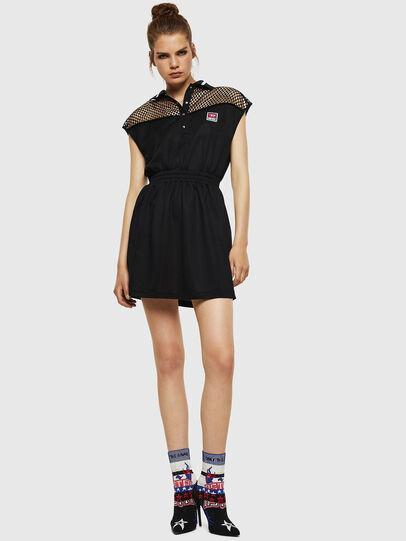 Diesel - D-REIA, Black - Dresses - Image 5