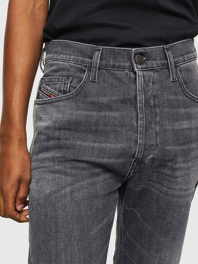 Diesel - D-Eetar 0095I, Black/Dark grey - Jeans - Image 3